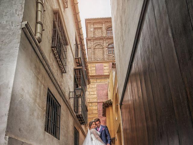 La boda de Franci y Miriam en Málaga, Málaga 23