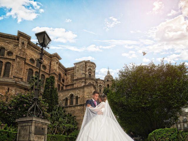 La boda de Franci y Miriam en Málaga, Málaga 24