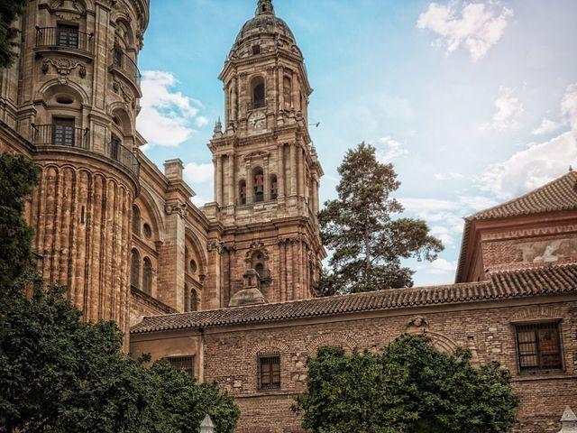 La boda de Franci y Miriam en Málaga, Málaga 26