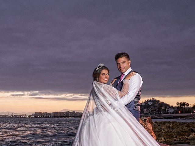 La boda de Franci y Miriam en Málaga, Málaga 30
