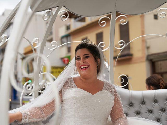 La boda de Franci y Miriam en Málaga, Málaga 58