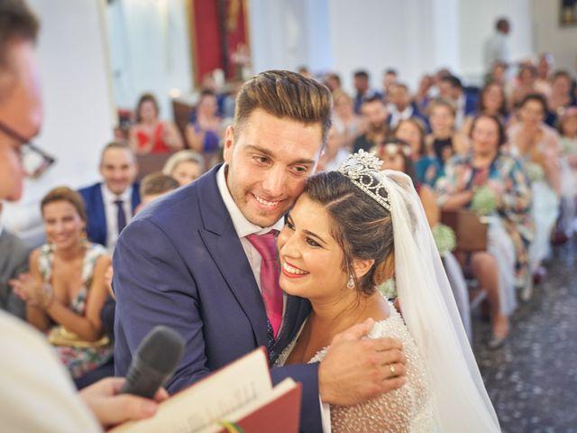 La boda de Franci y Miriam en Málaga, Málaga 71