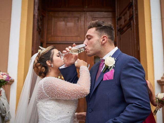 La boda de Franci y Miriam en Málaga, Málaga 74