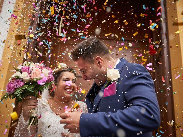 La boda de Franci y Miriam en Málaga, Málaga 75