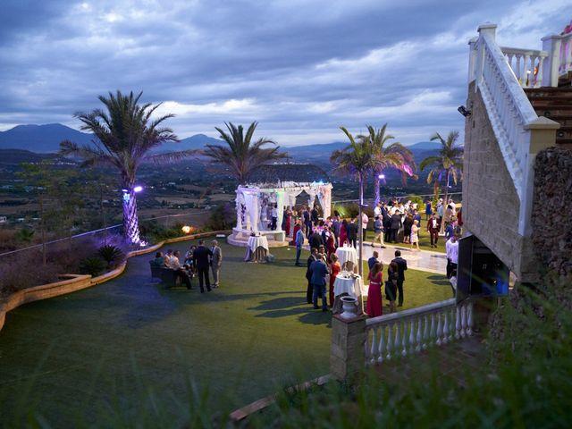 La boda de Franci y Miriam en Málaga, Málaga 78