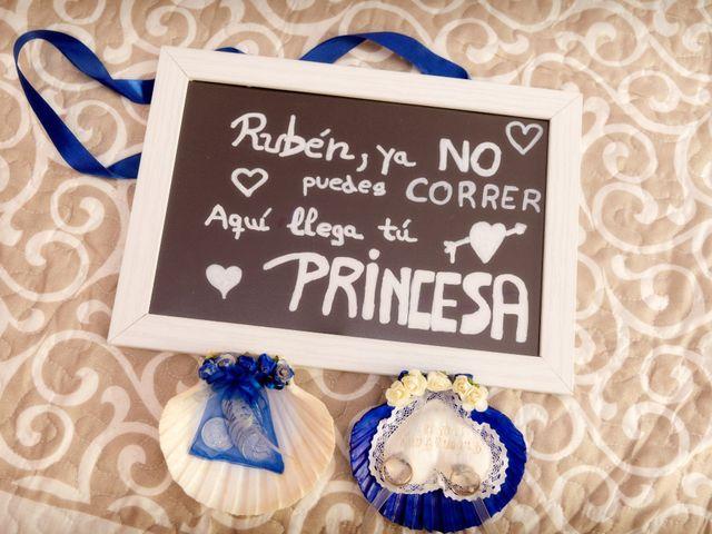 La boda de Rubén y Fany en Ourense, Orense 13