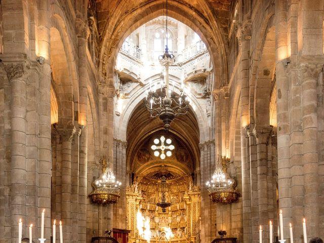 La boda de Rubén y Fany en Ourense, Orense 18