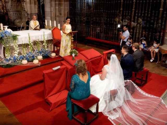 La boda de Rubén y Fany en Ourense, Orense 19