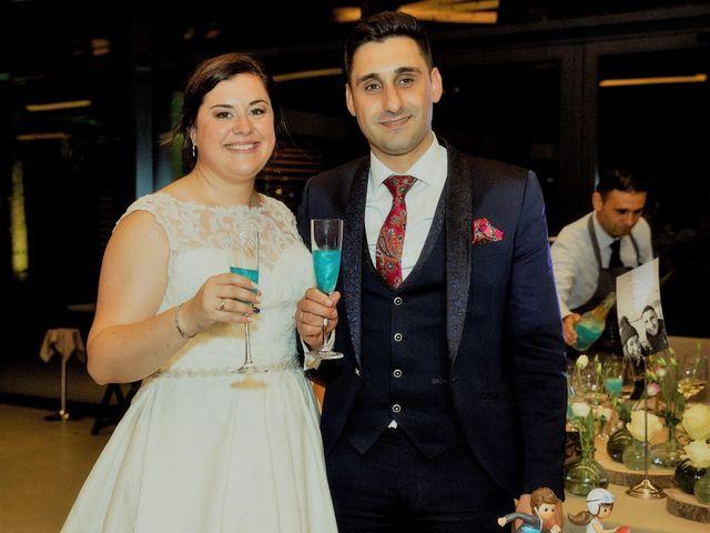 La boda de Rubén y Fany en Ourense, Orense 31