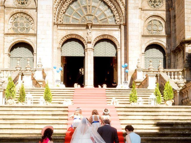 La boda de Rubén y Fany en Ourense, Orense 35