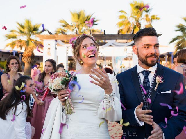 La boda de Nando y Carmen en Gerena, Sevilla 1