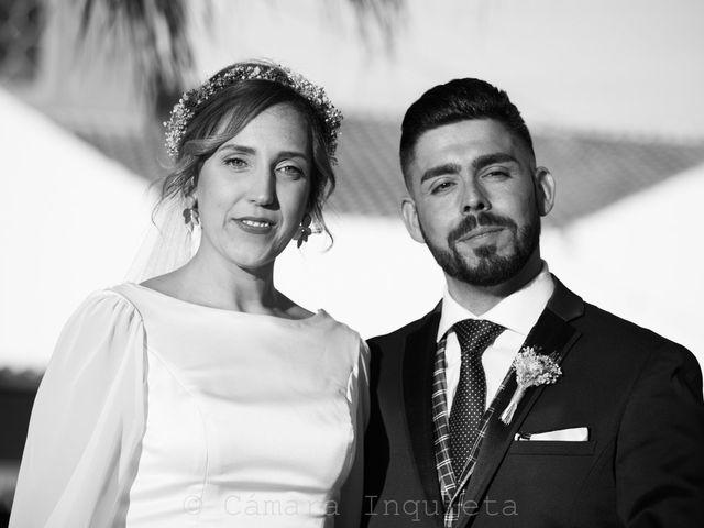 La boda de Nando y Carmen en Gerena, Sevilla 2