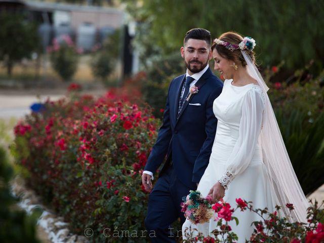 La boda de Nando y Carmen en Gerena, Sevilla 4