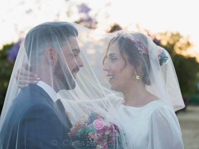 La boda de Nando y Carmen en Gerena, Sevilla 8