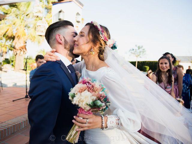 La boda de Nando y Carmen en Gerena, Sevilla 9