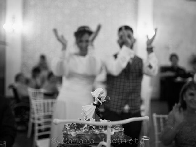 La boda de Nando y Carmen en Gerena, Sevilla 10