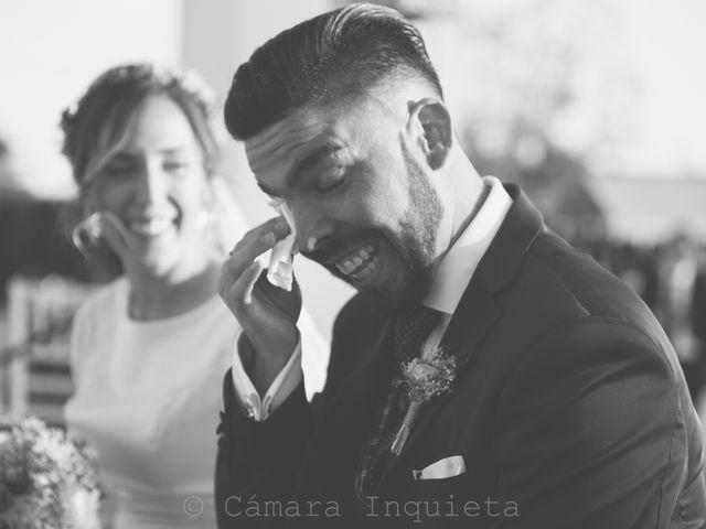 La boda de Nando y Carmen en Gerena, Sevilla 11