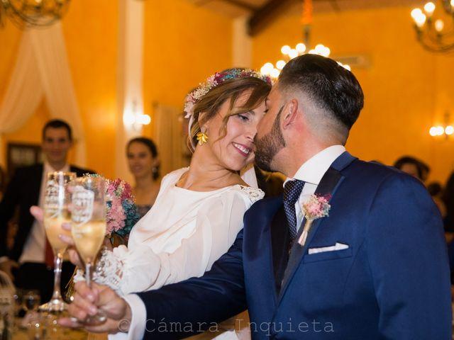 La boda de Nando y Carmen en Gerena, Sevilla 12