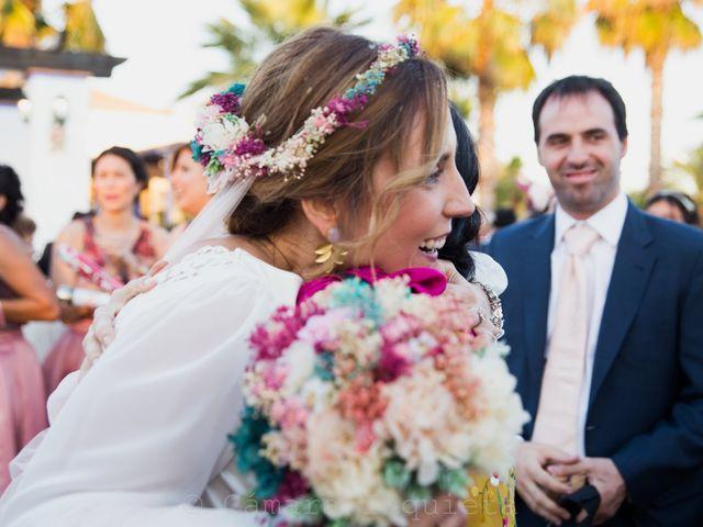 La boda de Nando y Carmen en Gerena, Sevilla 13