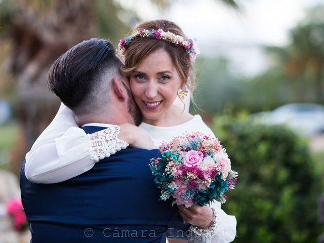 La boda de Nando y Carmen en Gerena, Sevilla 17