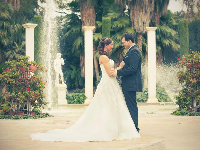 La boda de Celia y Jano