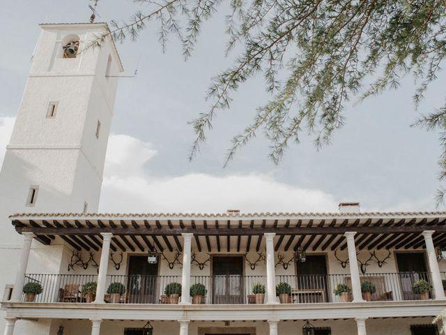 La boda de Jonathan y Sara en San Roman De Los Montes, Toledo 3