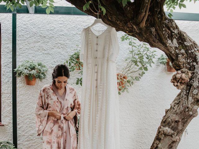 La boda de Jonathan y Sara en San Roman De Los Montes, Toledo 12
