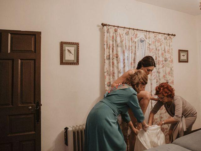 La boda de Jonathan y Sara en San Roman De Los Montes, Toledo 20