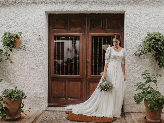 La boda de Jonathan y Sara en San Roman De Los Montes, Toledo 23