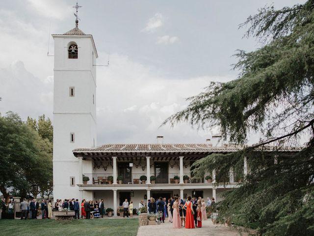La boda de Jonathan y Sara en San Roman De Los Montes, Toledo 24