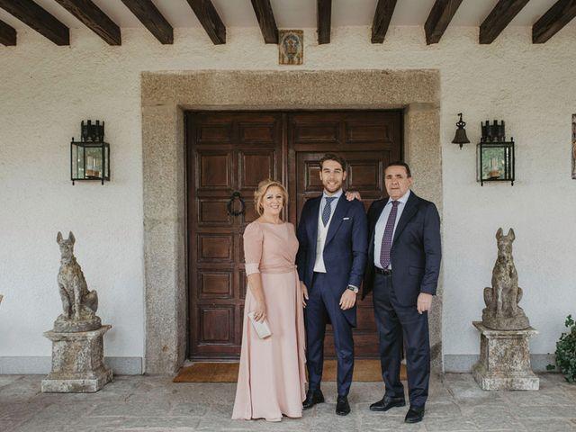 La boda de Jonathan y Sara en San Roman De Los Montes, Toledo 25
