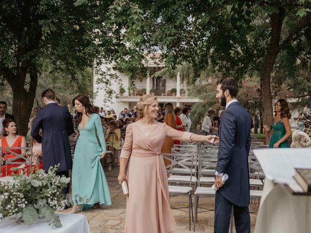 La boda de Jonathan y Sara en San Roman De Los Montes, Toledo 28