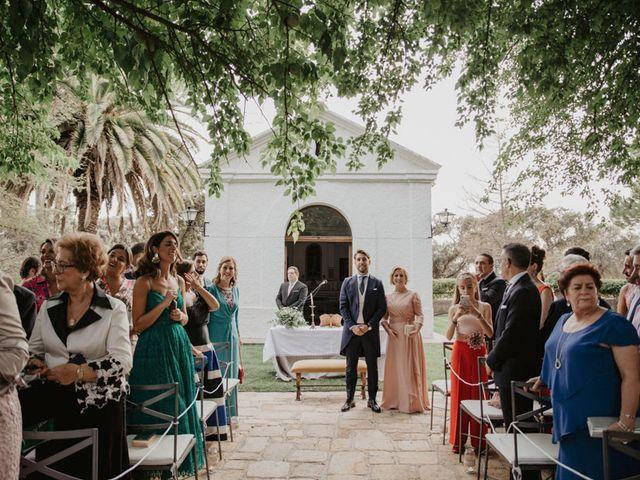 La boda de Jonathan y Sara en San Roman De Los Montes, Toledo 29