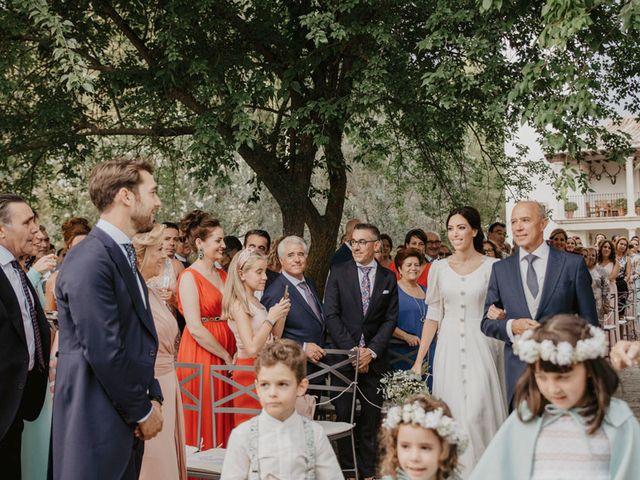 La boda de Jonathan y Sara en San Roman De Los Montes, Toledo 31