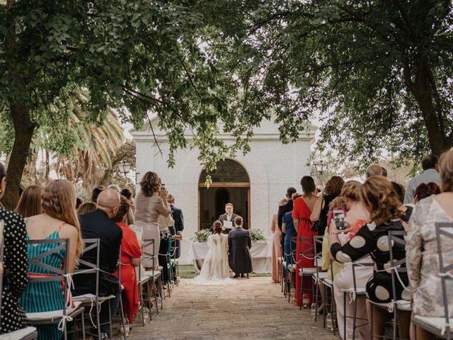 La boda de Jonathan y Sara en San Roman De Los Montes, Toledo 32