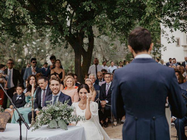 La boda de Jonathan y Sara en San Roman De Los Montes, Toledo 34