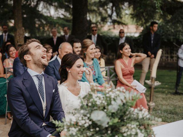 La boda de Jonathan y Sara en San Roman De Los Montes, Toledo 35