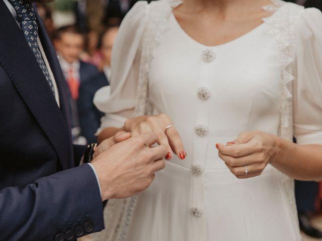 La boda de Jonathan y Sara en San Roman De Los Montes, Toledo 37