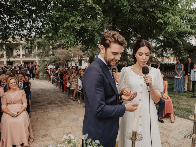 La boda de Jonathan y Sara en San Roman De Los Montes, Toledo 38