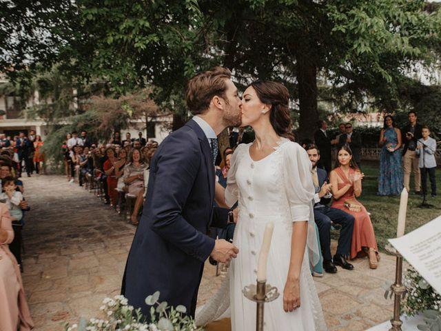 La boda de Jonathan y Sara en San Roman De Los Montes, Toledo 39