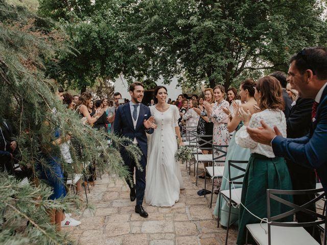 La boda de Jonathan y Sara en San Roman De Los Montes, Toledo 40