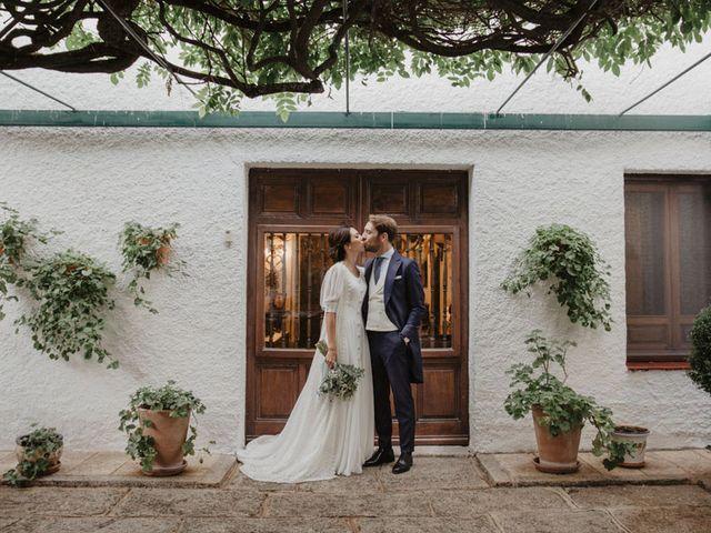 La boda de Jonathan y Sara en San Roman De Los Montes, Toledo 1