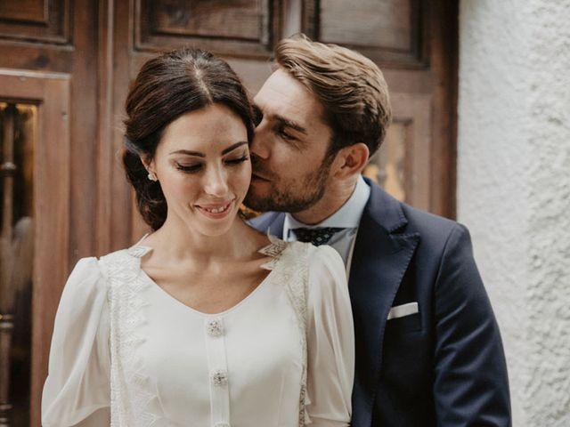 La boda de Jonathan y Sara en San Roman De Los Montes, Toledo 45