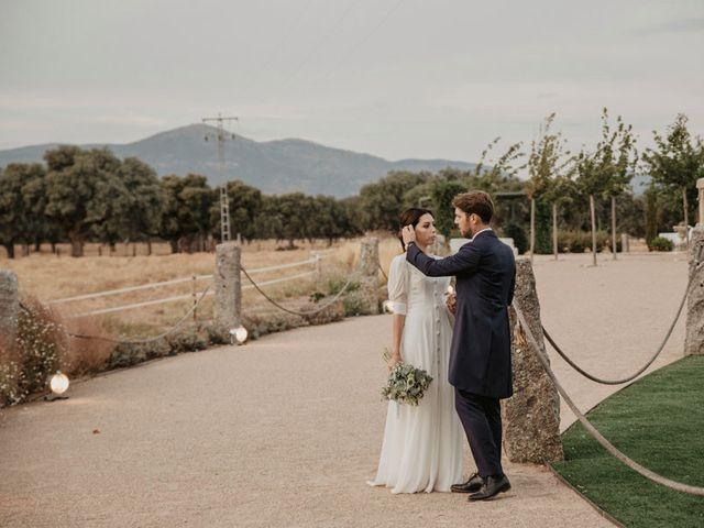La boda de Jonathan y Sara en San Roman De Los Montes, Toledo 48