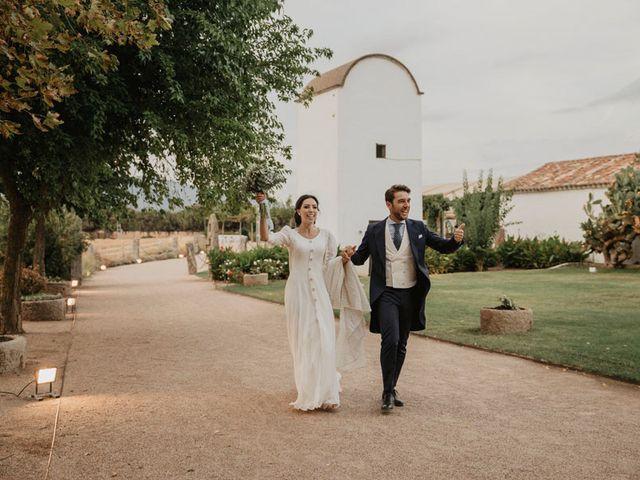 La boda de Jonathan y Sara en San Roman De Los Montes, Toledo 49