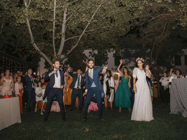 La boda de Jonathan y Sara en San Roman De Los Montes, Toledo 65
