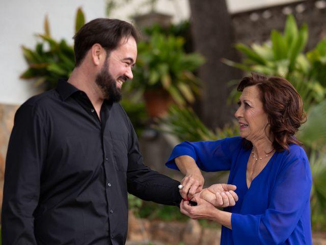 La boda de Alberto y Ana  en Museros, Valencia 3
