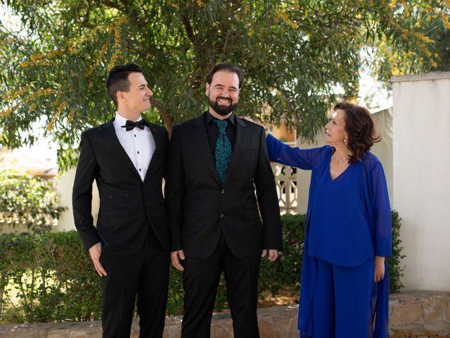 La boda de Alberto y Ana  en Museros, Valencia 5