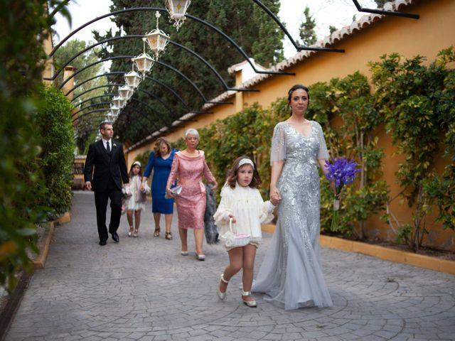 La boda de Alberto y Ana  en Museros, Valencia 11