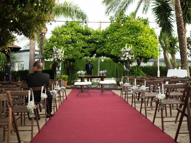 La boda de Alberto y Ana  en Museros, Valencia 12